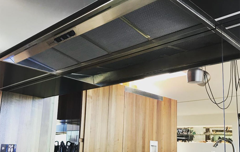 Cleaning Your Rangehood
